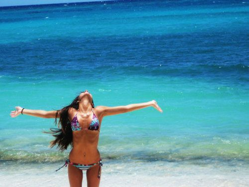 cant wait till summmer: Bikinis Beaches, At The Beaches, Pink Summer, Bikinis Body, Cant Wait, Long Hair, Summer Bikinis, Summertime, Summer Time