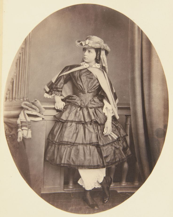 Unknown Person - Marie, Countess of Flanders (1845-1912), when Princess of Hohenzollern-Sigmaringen