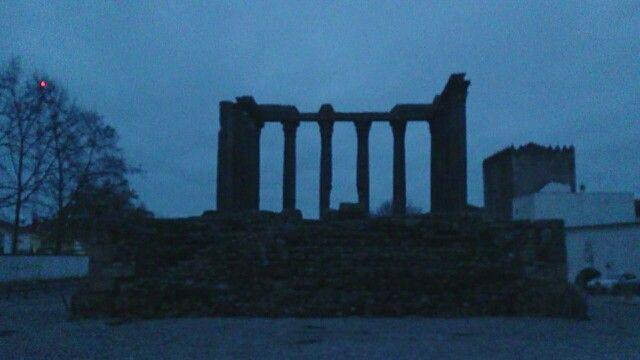 Templo de Diana de Evora