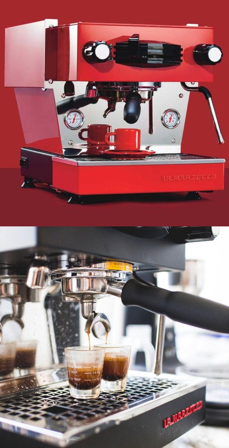 That espresso make you've seen in all the top coffee shops? It's now made for the home kitchen at the steep price of $4,495. Stumptown's Duane Sorenson geeks out on the best new at-home espresso machine on the market.
