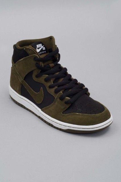 Chaussures de skate Nike sb-Dunk High Pro-SPRING17