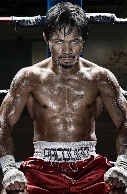 """Manny """"Pacman"""" Pacquiao currently ranks 4 in BoxRec's ranking of the greatest pound for pound boxers of all time."""