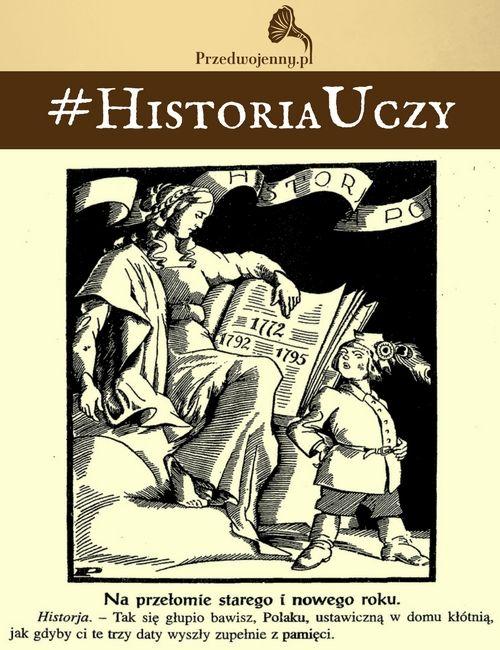 Polityka w II RP - przedwojenna karykatura w gazecie