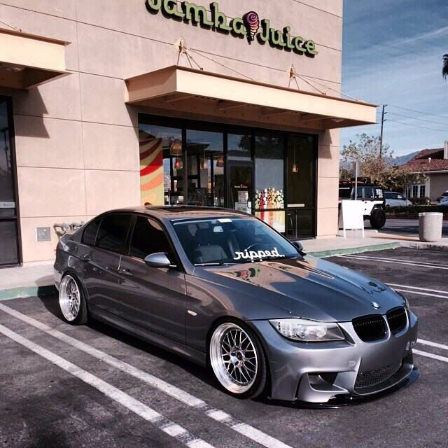 LTMW | 335i BMW 2009 E90   IG: @alehks.wtcc