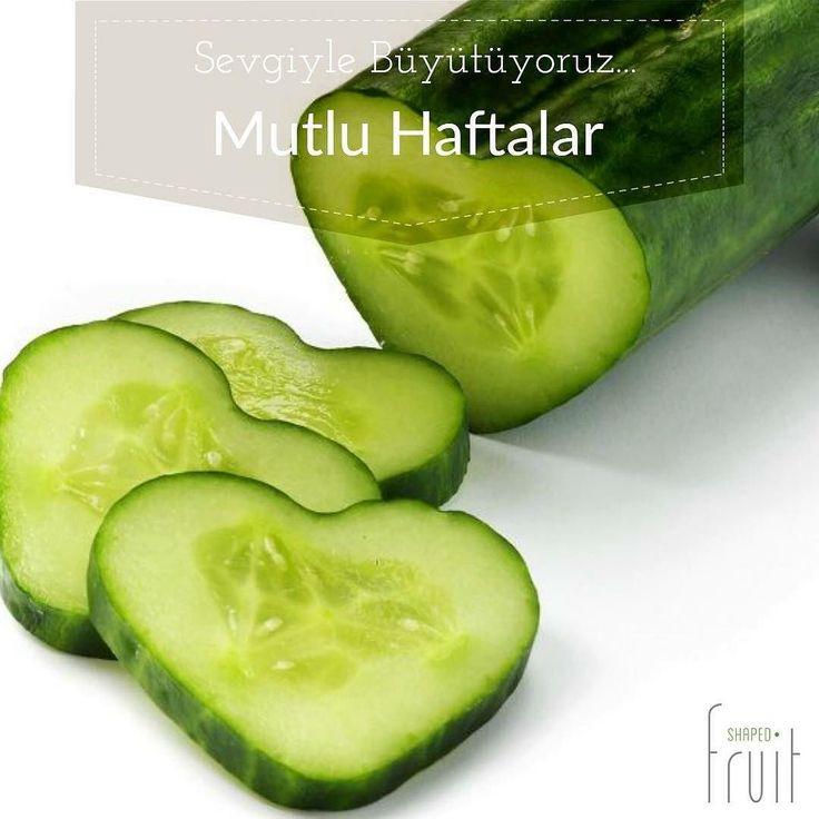 #shapedfruit #şekillimeyveler #monday #pazartesi