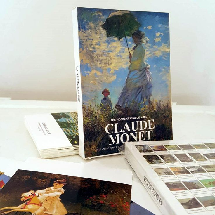 Cheap gift card christmas, Buy Quality gift card vending machine directly from China gifts naruto Suppliers: 	Product: The Artist Series Monet Classic painting  Paper Card set 	  	Size:    &nbsp