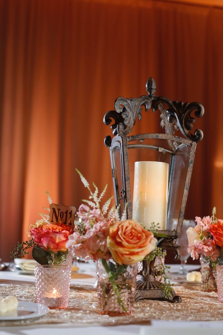 1000 Images About Pink Peach Amp White Wedding On