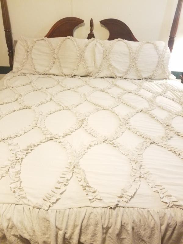 Riviera Home Collection Piumoni.Riviera 3 Piece Bedspread Set In 2020 Bedspread Set Bed Spreads Handmade Bed Sheets