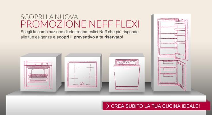 promozione neff flexi scegli per ogni tipologia il tuo prodotto ideale crea la tua. Black Bedroom Furniture Sets. Home Design Ideas