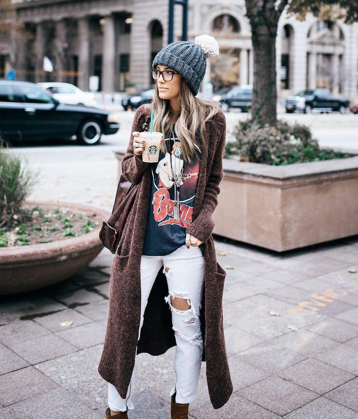 Cómo usar ripped jeans este invierno | Fashion Diaries | Blog de moda