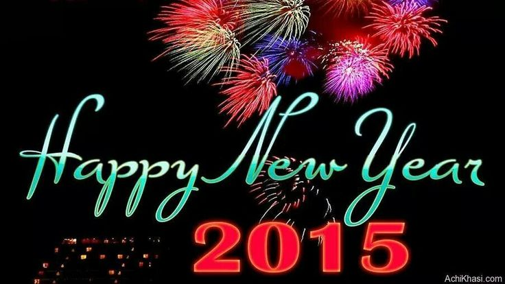 Pin by Debbie Sanders on i LOVE that Happy new year