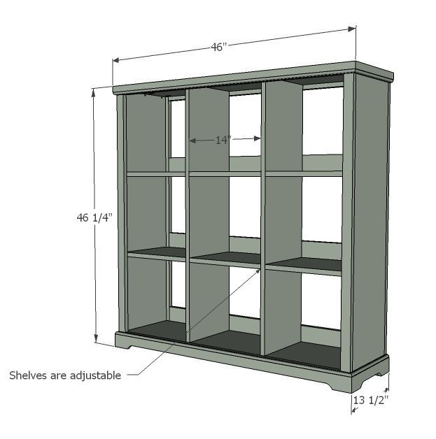 large bookshelf plans 28 images white cubby bookshelf