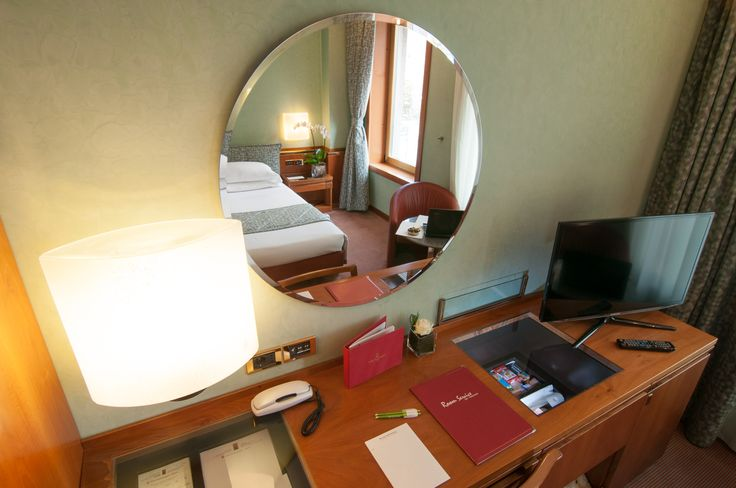 #Welcome in the #Room.  #FreeWifi and #Minibar.