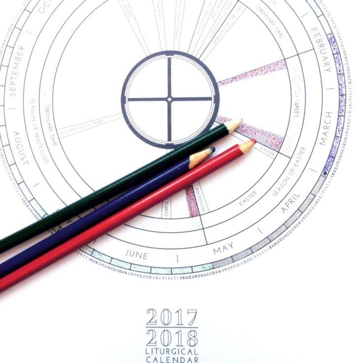 Diy Liturgical Calendar : Best liturgical colors ideas on pinterest catholic