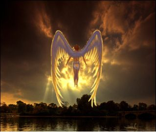 Engel Bilder - Jappy GB Pics - Angel - fliegender-engel.jpg