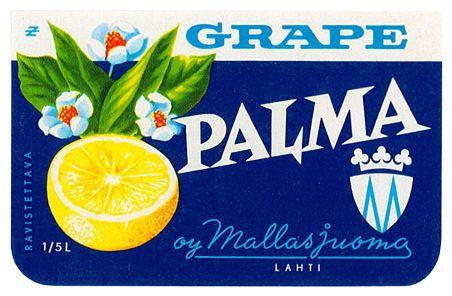 Mallasjuoman Palma