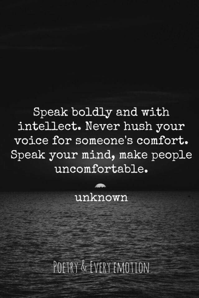 Speak Boldly Bella's and Beau's. A Happy and Blessed midweek to you all. ♥Bella♥