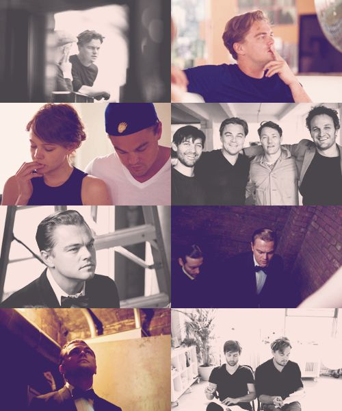 The Great Gatsby: behind the scenes