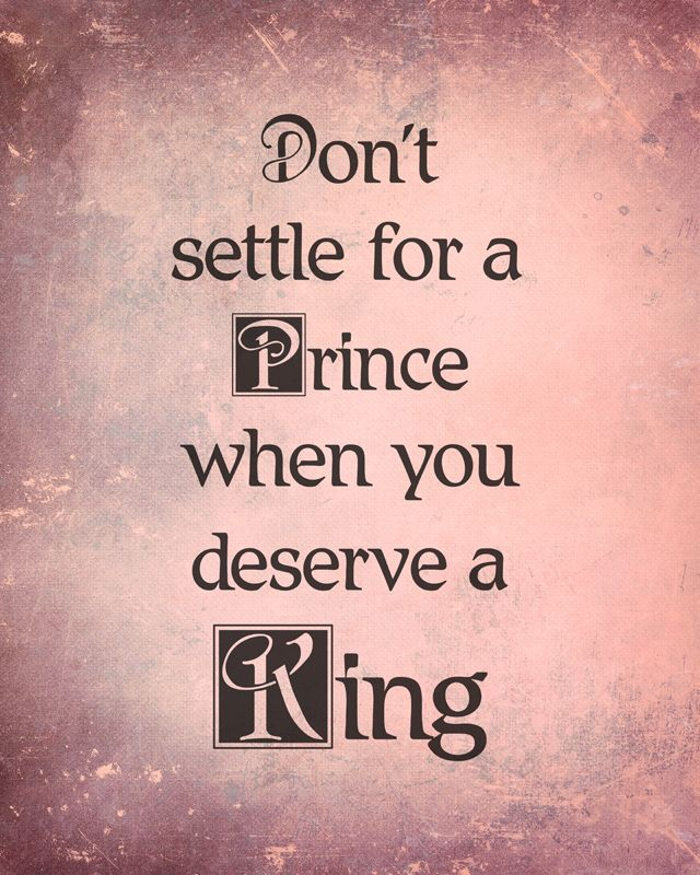 """perfect quote since my husband's name means """"little king"""""""