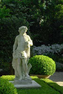 Lambert Landscape Company   Dallas, Texas · Amazing GardensBeautiful GardensGarden  StatuesGarden SculpturesClassic ...