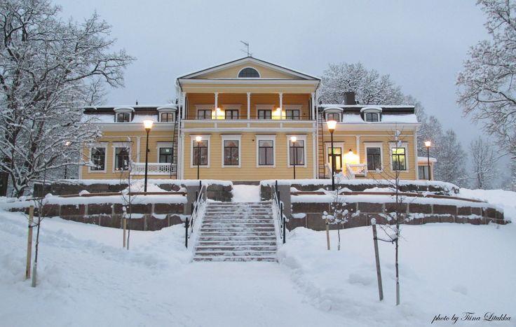 Mukkulan kartano 2015, Mukkula Manor in Lahti, Finland