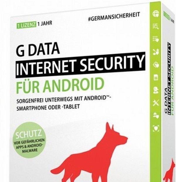 G DATA Mobile Internet Security für Android für 1/ 1 Jahr Gdata | eBay