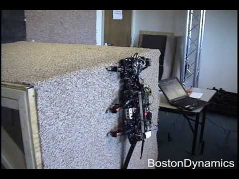 Climbing Robot - Boston Dynamics