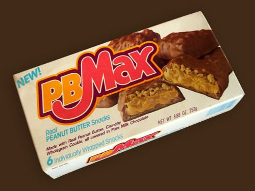 Gone But Not Forgotten Groceries: From the Candy Aisle: PB Max   This used to be my favorite. :( I want it back.