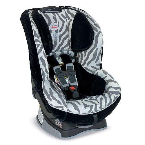 Britax boulevard 70 zebra :) baby-stuff