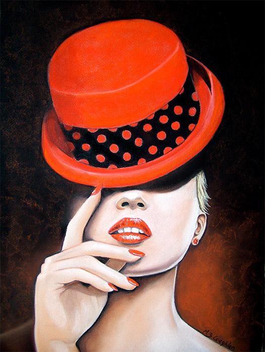 Margaret Zita Coughlan - Le donne con cappello rosso ...
