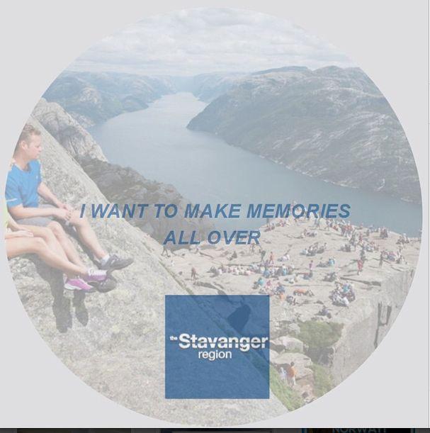 Make memories with The Stavanger Region! #travel #stavangeregion