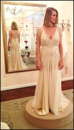Jenny Packham Second Hand Wedding Dresses