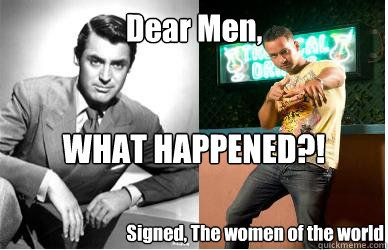 Oh Cary Grant, how I miss you.