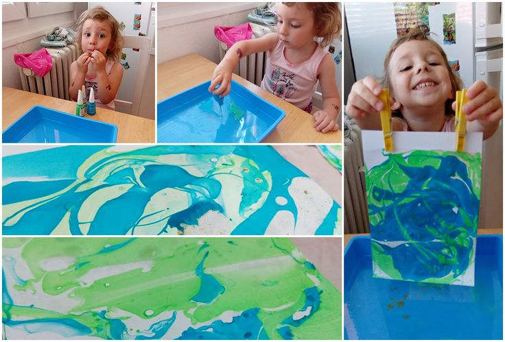 kids painting 3 years activity easy