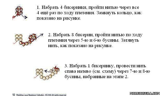 morebisera.com publ skhemy zhguty cvepochka_sandry_khalpenni 5-1-0-129