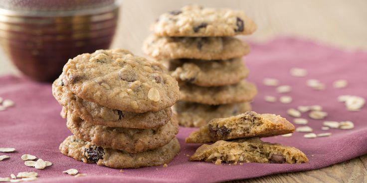 Soyez la reine de la prochaine vente de pâtisseries en apportant des fournées de ces délicieux biscuits. Ajoutez à la recette de la cannelle et de la vanille : vous verrez, les gens feront la file. Et dès qu'ils y goûteront, ils en redemanderont.