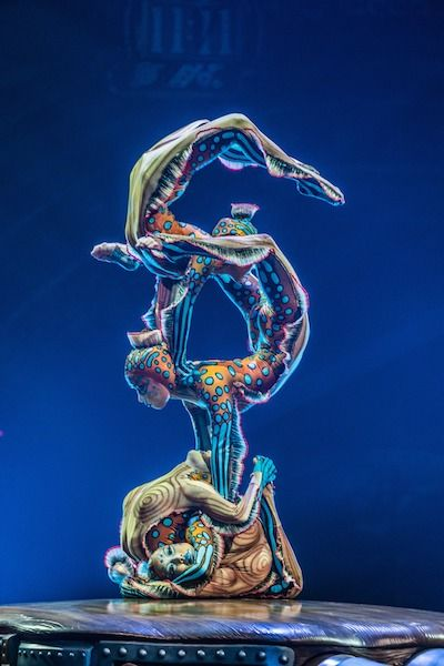 Kurios Cirque du Soleil Review – Preternatural Talent Showcase | Splash Magazines | Chicago