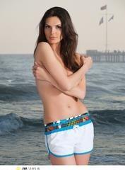 Купить шорты пляжные женские 52 размера