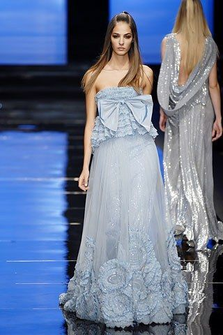 Elie Saab Spring 2007 Couture Collection Photos - Vogue