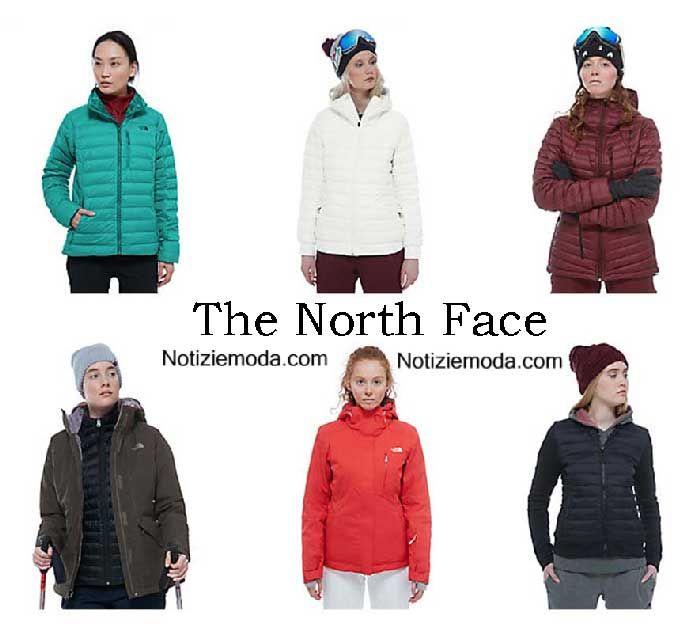 Piumini The North Face autunno inverno 2016 2017 donna