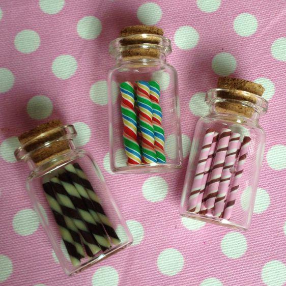 Make Mini Polyclay Chocolate Wafer Sticks | Guidecentral
