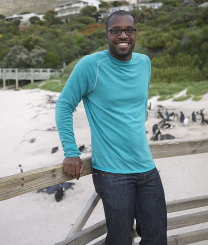 Makinde Adeagbo: Software Engineer. Challenge seeker. Track coach.