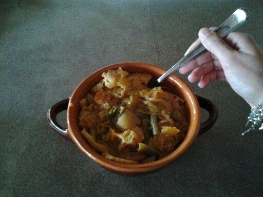 #zuppa tipica della tradizione #toscana oggi all' #agriturismo Signorini! È andata a ruba!