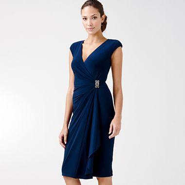 17 Best Images About Blue Dresses On Pinterest Wrap