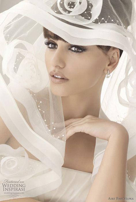 Joli maquillage pour une mariée... #TheBeautyHours