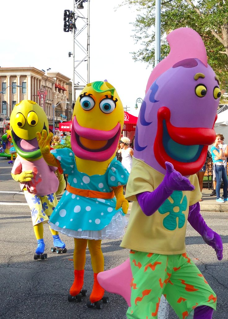 1000 images about mascot on pinterest cars superstar for Spongebob characters fish