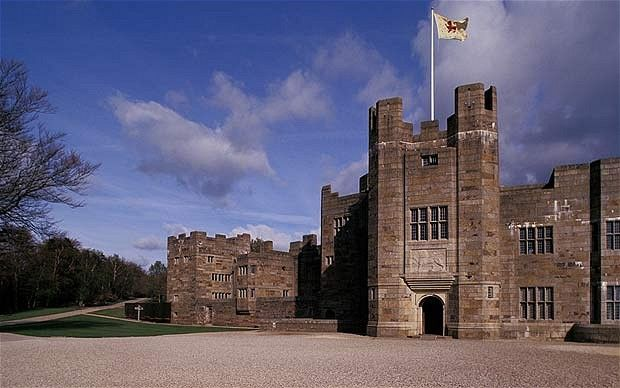 Castle Drogo - The last castle built in England - Edwin Lutyens