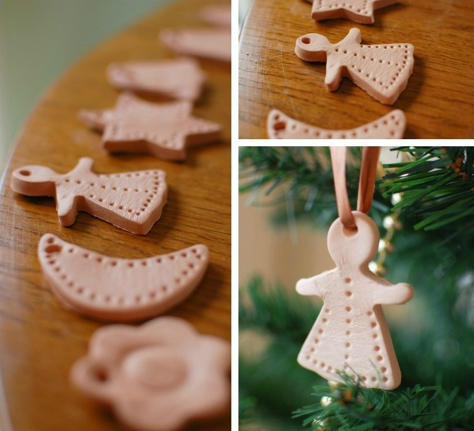 28 Best Images About Air Clay Christmas On Pinterest