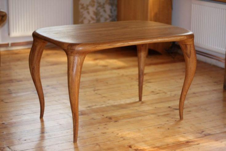 10 крутых деревянных столов - Блог Станкофф.RU