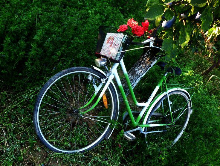 faire du vélo!
